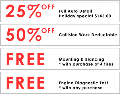 Automotive Repair and Auto Detailing Exton PA
