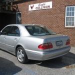 Mercedes Collision Repair Exton Pa