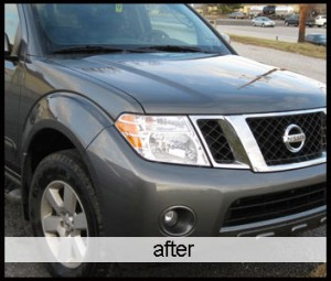 collision repair nissan chester springs exton