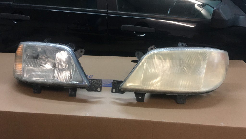 headlight renewal make headlights clear again eagle collision